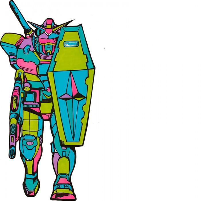OZM Gallery Lady Wave Gundam 2-14 © 2014