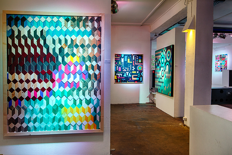 OZM Gallery Darko Caramello © 2014