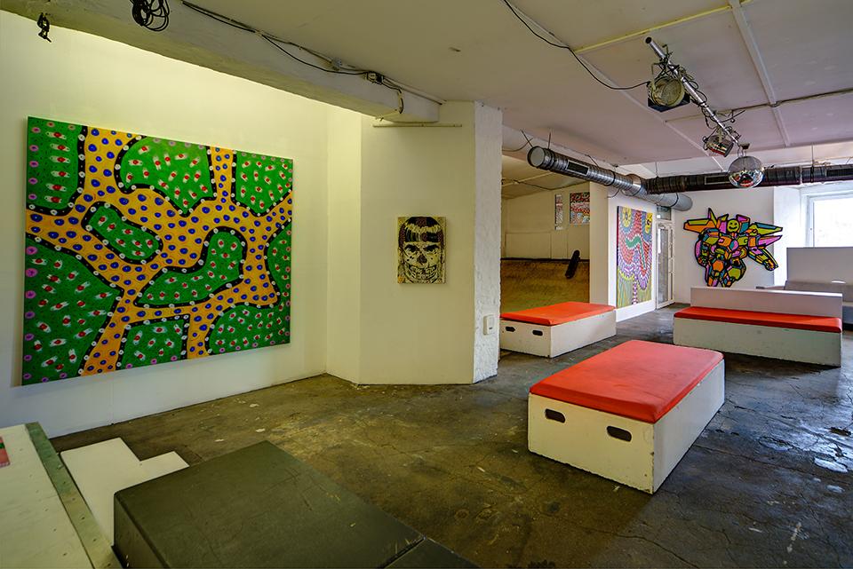 OZM Gallery Oz »untitled« 2013