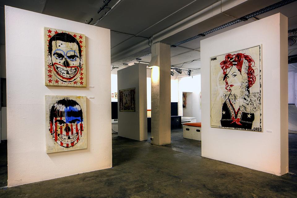 OZM Gallery mittenimwald © 2012